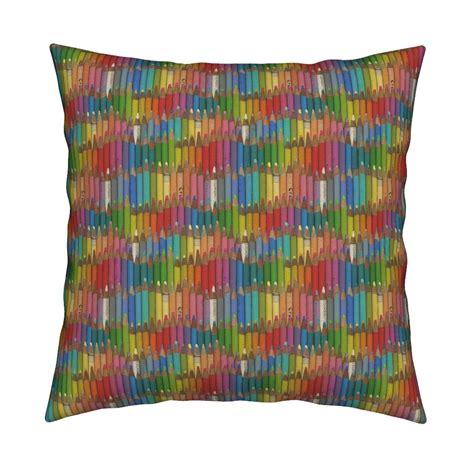 pastel colored pencils colored pencils pastel fabric weavingmajor spoonflower