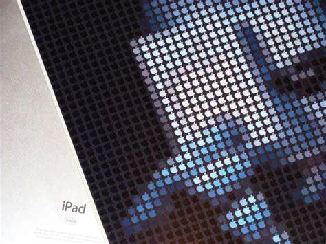 mosaic pattern skin apple pixel mosaic styled joker ipad skin gadgetsin