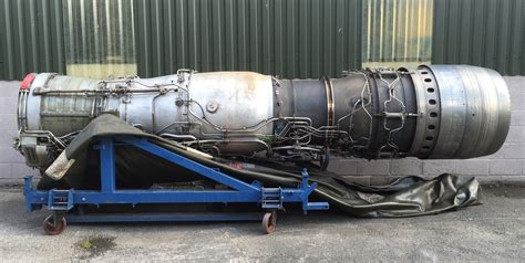 rolls royce jet engine rolls royce spey mk202 afterburning jet engine ex raf