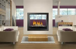 see through fireplaces gas napoleon hd81 high definition see thru direct vent gas