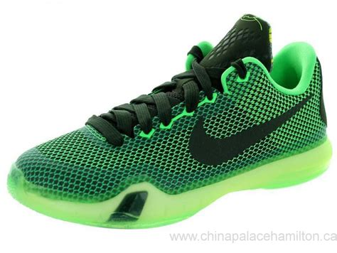 nike green and white basketball shoes nike x gs basketball shoes size 1 1 5 2 5 3 us