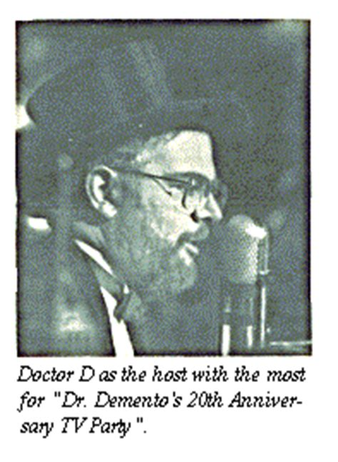 dr demento dead puppies the demento society news vol 4 issue 1 fall winter 1991