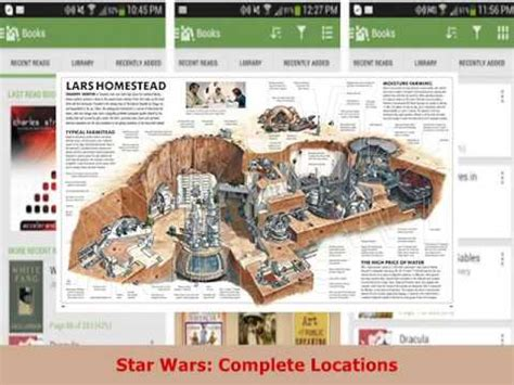 libro star wars complete locations star wars complete locations youtube