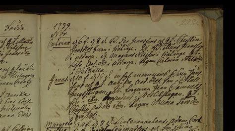 Birth Records Ri Catrina Persdotter 1789 1839 The History Tree