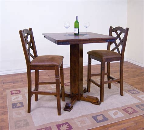 Expandable Bistro Table Expandable Pub Table With Chairs Eci Furniture 1266 Adjustable Pub Table Atg Stores