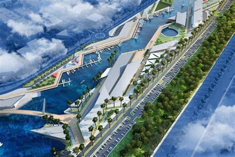 Mba In Project Management In Abu Dhabi by In Pictures Abu Dhabi S New Marina Project Al Qana