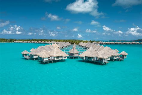 Couples Resorts Locations Couples Retreat Filming Location St Regis Bora Bora