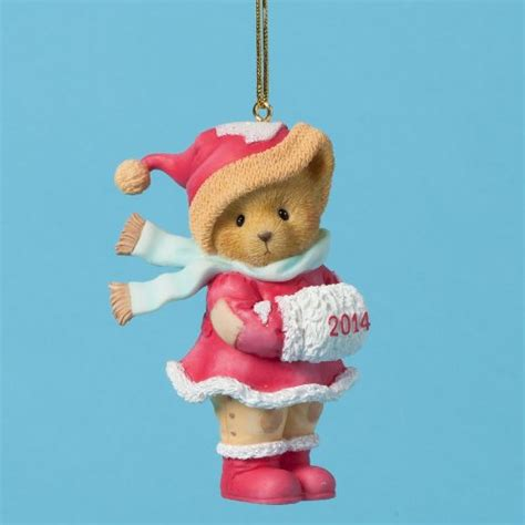 teddy bear bear tree ornaments it s christmas time
