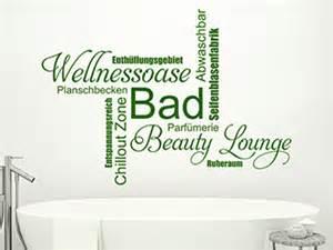 wandsticker badezimmer wandtattoo bad begriffe wellness f 252 rs badezimmer