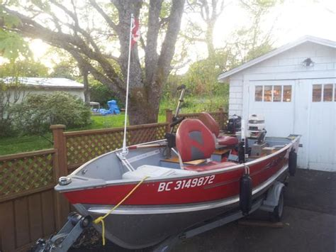 lund fishing boat packages 2011 lund ssv fishing boat package for sale saanich victoria