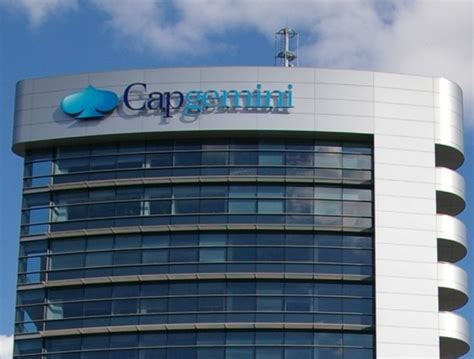 Internship In Capgemini For Mba by Rank 9 Capgemini Top 10 Information Technology It