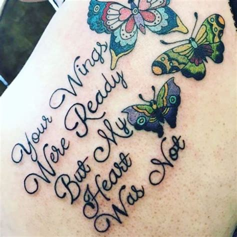55 inspiring in memory tattoo ideas keep your loved ones