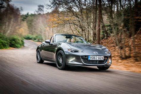 mazda z mazda mx 5 z sport limited edition coming to uk from 163 25 595