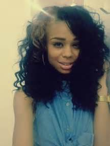 sew in curly sew in hairstyles