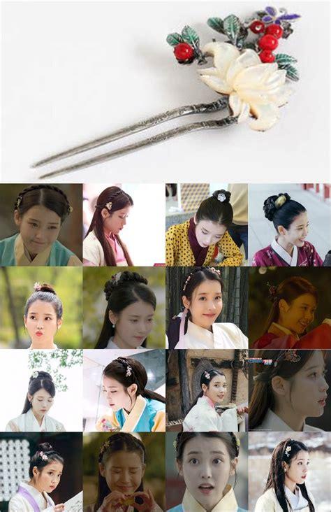 Jepit Rambut Kecil Korea bikin penasaran iu pamer foto adegan scarlet pt kontak perkasa futures
