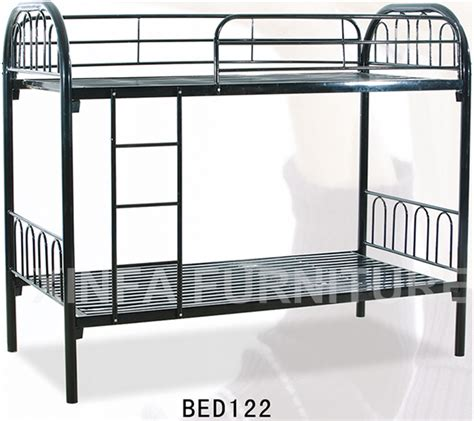 iron bunk bed frames school dormitory modern design iron decker metal