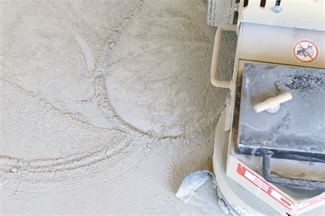 How To Remove Paint From Concrete Floor by Removing Paint From Concrete Floors Bower Power