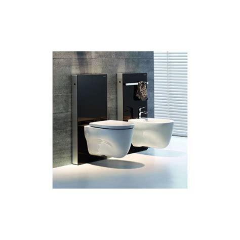wc sospeso con cassetta esterna geberit monolith wc modulo sanitario per vaso sospeso