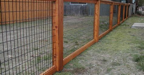 Good Ideas For Hog Wire Fencing ? Home Ideas Collection