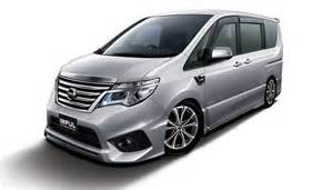 Nissan Serena S Hybrid Sporty Looks For Nissan Serena S Hybrid With Impul Package
