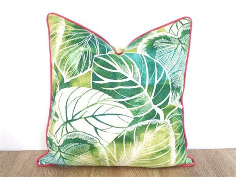 Patio Cushions Tropical Print 17 Best Ideas About Outside Cushions On