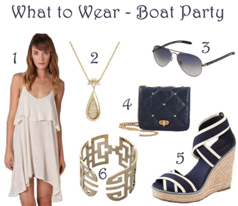 what to wear to a boat party the style scribe - What To Wear To A Boat Party At Night