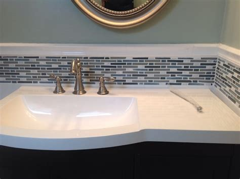 off center bathroom light fixture off centered vanity is making me crazy