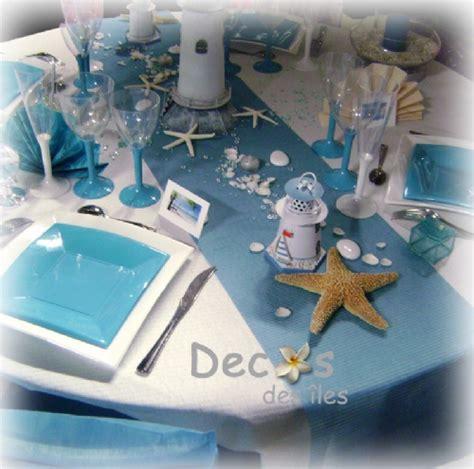 decoration site d 233 corations mariage en turquoise et blanc