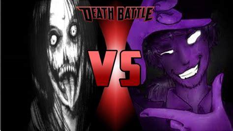 jeff the killer vs chica prelude jeff the killer vs the purple by atkforever