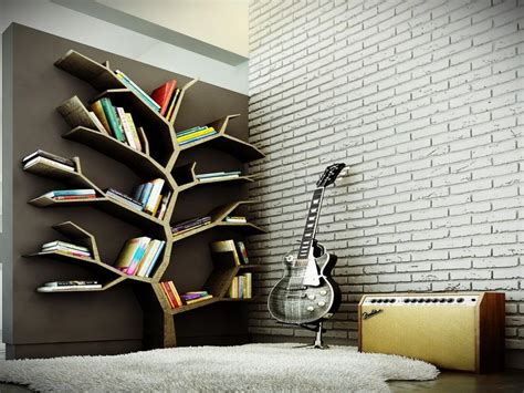 bloombety tree bookcase designs new and modern bookcase