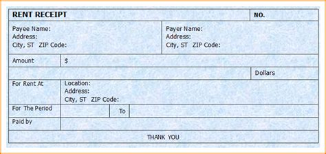 house rent receipt template india 7 rent receipt word teknoswitch
