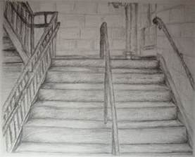 treppe zeichnung stairs drawing by izuna1313 on deviantart