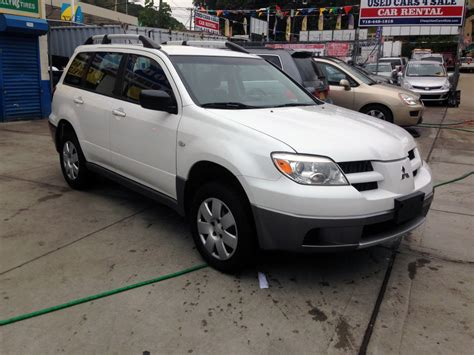inexpensive ls for sale used 2006 mitsubishi outlander ls awd 4 990 00
