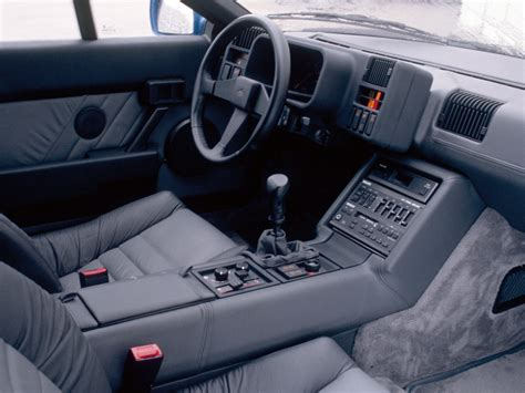 renault alpine a310 interior 1986 renault alpine v6 turbo related infomation