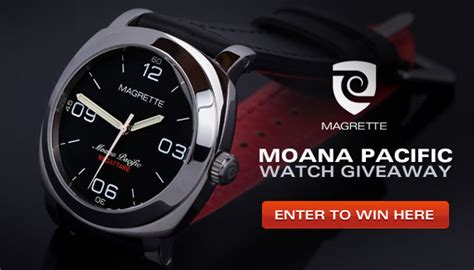 Nz Free Sles Giveaways - free magrette moana pacific watch giveaway ablogtowatch