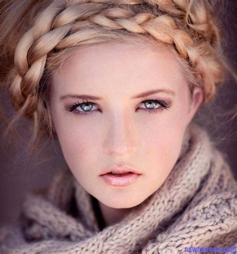 small braids around the face fancy women hairstyles new hair now