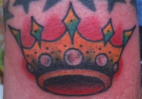 red crown tattoo crown tattoos designs ideas and meaning tattoos for you