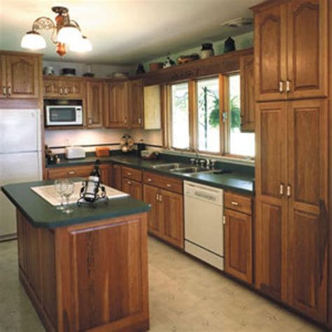 smaller kitchen makeovers small kitchen makeovers casual cottage