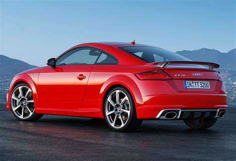 2017 audi tt rs coupe specifications photo price