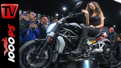 Motorrad Videos Ducati by Video Ducati Xdiavel 2016 Details Design