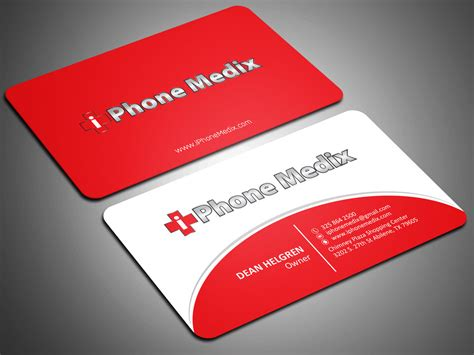cell phone business card template cell phone business cards gallery business card template