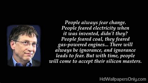 bill gates biography quotes bill gates famous quotes quotesgram