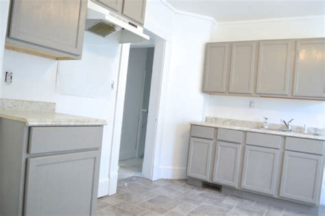 behr kitchen cabinet paint painting kitchen cabinets and walls in the rental
