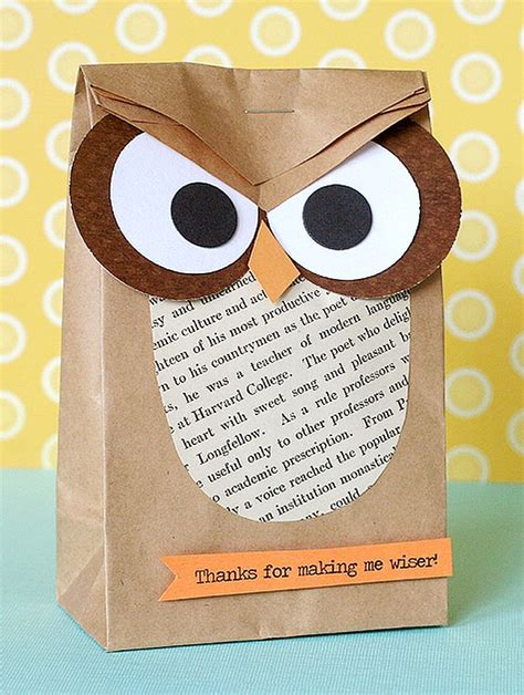 Paper Bag Ideas - these paper bag crafts are eco friendly and
