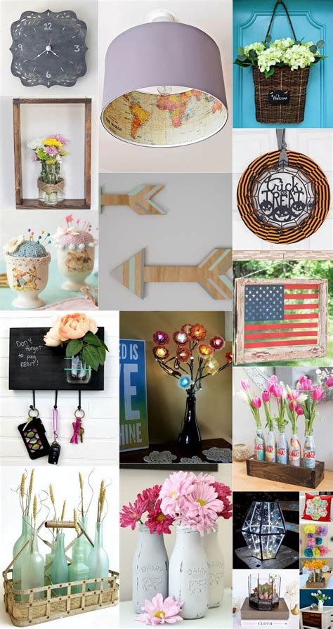 decor links super easy crafts for home decor dearlinks