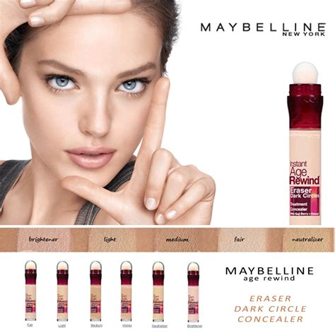 Maybelline Instant Age Rewind Eraser Circle Treatment maybelline instant age rewind eraser circle treatment