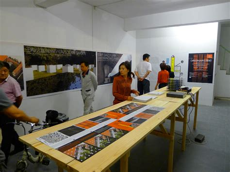 designboom events designboom pop up dashilar gallery in beijing