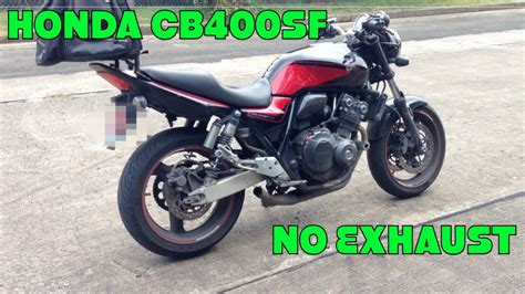 honda ricer exhaust honda cb400sf with no exhaust funnydog tv