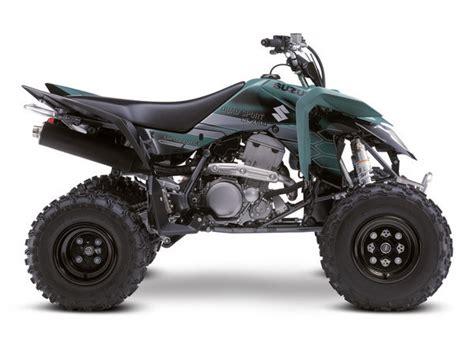 2012 suzuki quadsport z400 limited motorcycle review