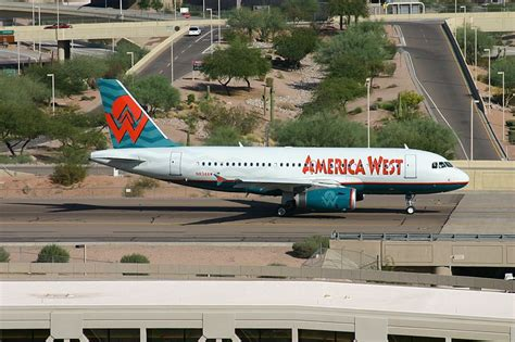 tbt throwback thursday in aviation history part three america west airlines airlinegeeks